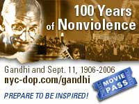 100 Years of Nonviolence